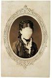 τρύγος φωτογραφιών κοριτ Στοκ εικόνα με δικαίωμα ελεύθερης χρήσης