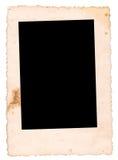 τρύγος φωτογραφιών Στοκ Εικόνα