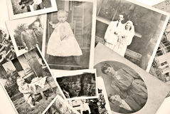τρύγος φωτογραφιών Στοκ φωτογραφία με δικαίωμα ελεύθερης χρήσης