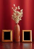 τρύγος φωτογραφιών ikebana πλα&iota Στοκ Εικόνες