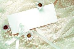 τρύγος χαιρετισμού καρτών Στοκ φωτογραφία με δικαίωμα ελεύθερης χρήσης