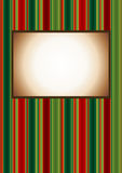 τρύγος Χριστουγέννων ανα&s Στοκ Φωτογραφία