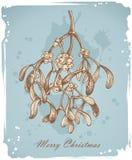 τρύγος Χριστουγέννων ανα&s διανυσματική απεικόνιση