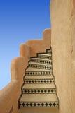 τρύγος ύφους σκαλοπατιών rocco MO Στοκ Εικόνα