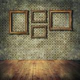 τρύγος δωματίων Στοκ εικόνα με δικαίωμα ελεύθερης χρήσης