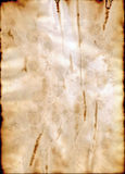 τρύγος 01 σειρών εγγράφου Στοκ Εικόνες