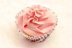 Τρύγος cupcake Στοκ Εικόνες