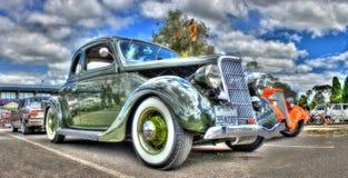 Τρύγος 1935 Ford Στοκ φωτογραφία με δικαίωμα ελεύθερης χρήσης