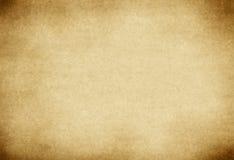 τρύγος pergament Στοκ Φωτογραφία