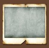 τρύγος polaroid πλαισίων Στοκ Εικόνα