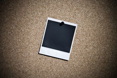 τρύγος polaroid Στοκ φωτογραφία με δικαίωμα ελεύθερης χρήσης
