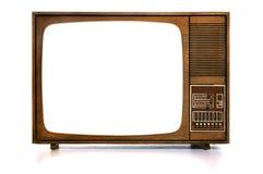 τρύγος TV Στοκ εικόνες με δικαίωμα ελεύθερης χρήσης