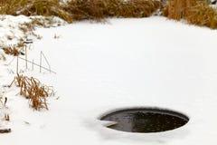 Τρύπα αέρα Στοκ εικόνες με δικαίωμα ελεύθερης χρήσης