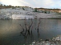 Τρύπα αλιείας Στοκ Εικόνα