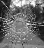 τρύπα γυαλιού Στοκ φωτογραφία με δικαίωμα ελεύθερης χρήσης