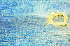 τρύπα Jean Στοκ φωτογραφία με δικαίωμα ελεύθερης χρήσης