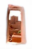 τρύπα kasbah στοκ φωτογραφίες με δικαίωμα ελεύθερης χρήσης
