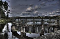 Τρύπα Watersink δεξαμενών Wayoh Στοκ εικόνες με δικαίωμα ελεύθερης χρήσης