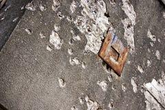 Τρύπες από σφαίρα Στοκ εικόνα με δικαίωμα ελεύθερης χρήσης
