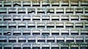 Τρύπες ορθογωνίων Στοκ Εικόνα