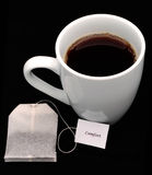 τσάι άνεσης στοκ φωτογραφίες