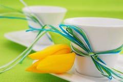 τσάι άνοιξη στοκ φωτογραφία με δικαίωμα ελεύθερης χρήσης