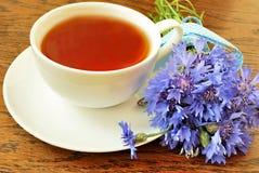 τσάι ανθοδεσμών Στοκ φωτογραφία με δικαίωμα ελεύθερης χρήσης