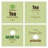 Τσάι ασφαλίστρου Στοκ Εικόνες