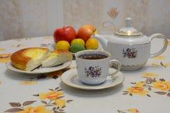 Τσάι βραδιού Στοκ Εικόνες
