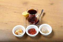 τσάι γυαλιού Στοκ φωτογραφία με δικαίωμα ελεύθερης χρήσης