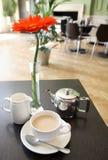 τσάι δωματίων Στοκ Φωτογραφία