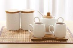 τσάι δύο Στοκ Φωτογραφία