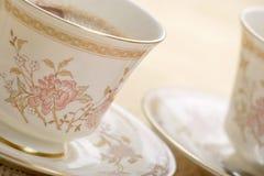 τσάι δύο στοκ εικόνες