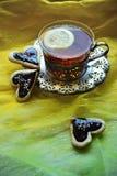 Τσάι λεμονιών Στοκ Φωτογραφία