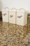τσάι ζάχαρης καφέ Στοκ φωτογραφία με δικαίωμα ελεύθερης χρήσης