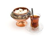 τσάι ζάχαρης Στοκ Εικόνες