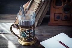 τσάι ζωής ακόμα στοκ φωτογραφία με δικαίωμα ελεύθερης χρήσης
