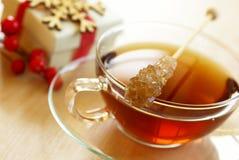 Τσάι διακοπών Στοκ εικόνα με δικαίωμα ελεύθερης χρήσης