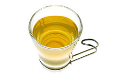 τσάι κίτρινο Στοκ Εικόνες