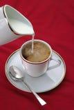 τσάι καφέ Στοκ Φωτογραφία