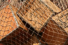 τσάι κλουβιών Στοκ φωτογραφία με δικαίωμα ελεύθερης χρήσης