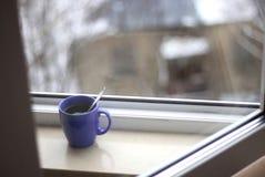 τσάι κουπών Στοκ Εικόνες