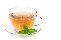 Τσάι μεντών Στοκ εικόνες με δικαίωμα ελεύθερης χρήσης