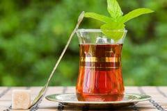 τσάι μεντών Στοκ φωτογραφία με δικαίωμα ελεύθερης χρήσης