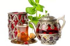 τσάι μεντών Στοκ φωτογραφίες με δικαίωμα ελεύθερης χρήσης