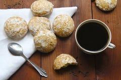 Τσάι και κέικ Στοκ φωτογραφία με δικαίωμα ελεύθερης χρήσης
