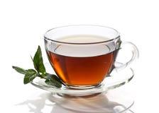 Τσάι με τη μέντα Στοκ Φωτογραφία