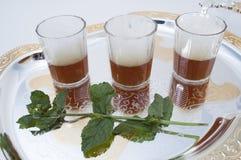 Τσάι με peppermint Στοκ Φωτογραφίες