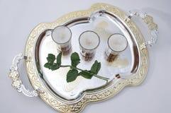 Τσάι με peppermint Στοκ Εικόνες