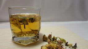 Τσάι μπισκότων που ψήνει το φρέσκο πρόγευμα στοκ εικόνα με δικαίωμα ελεύθερης χρήσης
